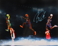 Nate Robinson Signed Knicks 16x20 Photo (Beckett Hologram) at PristineAuction.com