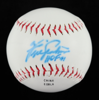 "Fergie Jenkins Signed OL Baseball Inscribed ""HOF 91"" (Beckett COA) at PristineAuction.com"
