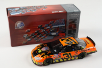 Robby Gordon Signed LE #31 Cingular / FDNY 2003 Monte Carlo 1:24 Diecast Car (Beckett COA) at PristineAuction.com