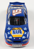Michael Waltrip Signed LE #15 NAPA / Stars and Stripes 2001 Monte Carlo 1:24 Diecast Car (Beckett COA) at PristineAuction.com