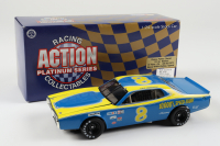 Dale Earnhardt Jr. LE #8 RPM 1975 Dodge 1:24 Scale Diecast Car at PristineAuction.com
