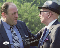 "Dominic Chianese Signed ""The Sopranos"" 8x10 Photo (JSA COA) at PristineAuction.com"