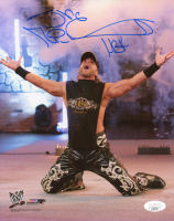 "Shawn Michaels Signed WWE 8x10 Photo Inscribed ""HBK"" (JSA COA) at PristineAuction.com"