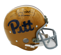 "Tony Dorsett Signed Pittsburgh Panthers Full-Size Authentic On-Field Throwback Suspension Helmet Inscribed ""76 Heisman"" (Radtke COA) at PristineAuction.com"