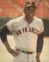 Willie Mays Signed Giants 8x10 Photo (JSA COA) at PristineAuction.com