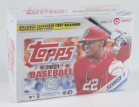 2021 Topps Series 1 Baseball Mega Box with (256) Cards at PristineAuction.com