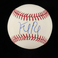 Keibert Ruiz Signed OML Baseball (Beckett COA) at PristineAuction.com