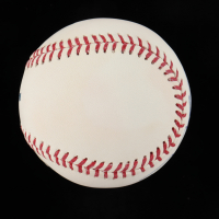 DJ Peters Signed OML Baseball (Beckett COA) at PristineAuction.com