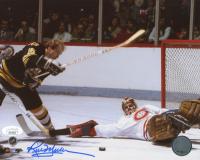 Rick Middleton Signed Bruins 8x10 Photo (JSA COA) at PristineAuction.com