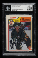 Ray Bourque Signed 1983-84 O-Pee-Chee #45 (BGS Encapsulated) at PristineAuction.com