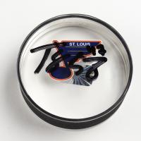 Torey Krug Signed Blues Logo Acrylic Hockey Puck (Krug COA) at PristineAuction.com