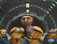 "Steve Carell Signed ""Despicable Me"" 8x10 Photo (Beckett COA) at PristineAuction.com"
