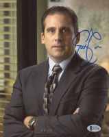 """Steve Carell Signed """"The Office"""" 8x10 Photo (Beckett COA) at PristineAuction.com"""