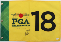 Patrick Reed Signed 2019 PGA Championship Pin Flag (JSA COA) at PristineAuction.com
