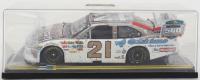 Trevor Bayne Signed LE #21 Motorcraft Daytona 500 Win 2011 Fusion 1:24 Scale Stock Car (Beckett COA) (See Description) at PristineAuction.com