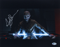 "Andy Serkis Signed ""Star Wars: The Last Jedi"" 11x14 Photo (Beckett COA) at PristineAuction.com"
