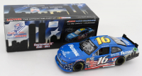 Trevor Bayne Signed LE #16 Fastenal 9/11 Honoring Our Heroes 2011 Mustang 1:24 Scale Stock Car (Beckett Hologram) at PristineAuction.com