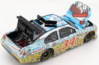 "David Ragan Signed LE #34 ""Where's Waldo?"" 2012 Fusion 1:24 Scale Stock Car (Beckett COA) (See Description) at PristineAuction.com"
