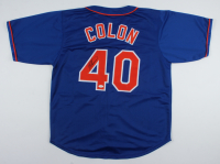"""Bartolo Colon Signed Jersey Inscribed """"Big Sexy's Only Dinger 5/17/16"""" (JSA COA) at PristineAuction.com"""