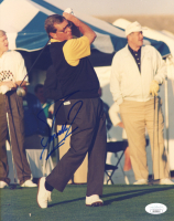 Fuzzy Zoeller Signed 8x10 Photo (JSA COA) at PristineAuction.com