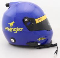 Dale Earnhardt Jr. Signed NASCAR Wrangler #3 Full-Size Helmet (Dale Jr. Hologram & COA) (See Description) at PristineAuction.com