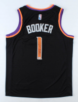 Devin Booker Signed Suns Jersey (Beckett COA) at PristineAuction.com
