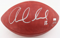 "Andrew Luck Signed LE Official NFL Cancer Awareness ""The Duke"" Game Ball Football (Panini COA) (See Description) at PristineAuction.com"