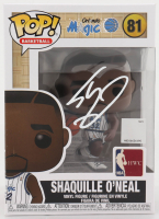Shaquille O'Neal Signed Magic #81 Funko Pop! Vinyl Figure (Beckett COA) at PristineAuction.com
