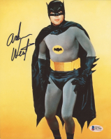 "Adam West Signed ""Batman"" 8x10 Photo (Beckett COA) at PristineAuction.com"