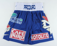 Manny Pacquiao Signed Boxing Trunks (PSA COA) at PristineAuction.com