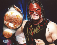 Kane Signed WWE 8x10 Photo (Beckett COA) at PristineAuction.com