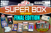 "Sportscards.com ""SUPER BOX"" BASEBALL FINAL Edition Mystery Box -FINAL SERIES! at PristineAuction.com"
