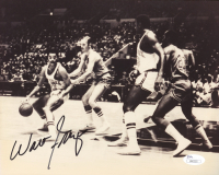 Walt Frazier Signed Knicks 8x10 Photo (JSA COA) at PristineAuction.com