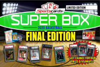 "Sportscards.com ""SUPER BOX"" BASKETBALL FINAL Edition Mystery Box **FINAL SERIES** at PristineAuction.com"