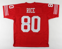 Jerry Rice Signed Jersey (PSA COA) at PristineAuction.com