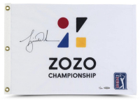 Tiger Woods Signed 2019 ZOZO Championship LE Pin Flag (UDA COA) at PristineAuction.com