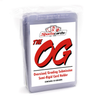 Case of (2000) Sportscards Semi-Rigid Card Grading Submission Holders at PristineAuction.com