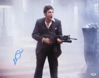 "Al Pacino Signed ""Scarface"" 16x20 Photo (PSA COA) (See Description) at PristineAuction.com"
