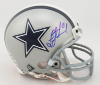 Troy Aikman Signed Cowboys Mini Helmet (Beckett COA) at PristineAuction.com