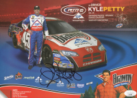 Kyle Petty Signed NASCAR 8x10 Photo (JSA COA) at PristineAuction.com