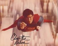 "Christopher Reeve Signed ""Superman"" 8x10 Photo (JSA Hologram) at PristineAuction.com"