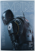 "Alan Tudyk Signed ""Rogue One: A Star Wars Story"" 27x40 Movie Poster Inscribed ""K-2SO"" (Beckett COA) at PristineAuction.com"