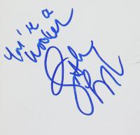 "Nick Swarsdon & Jonathan Loughran Signed ""Grandma's Boy"" 27x40 Movie Poster with Inscription (Beckett COA) (See Description) at PristineAuction.com"