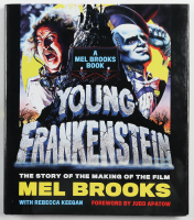 "Mel Brooks Signed ""Young Frankenstein"" Hardcover Book (Beckett COA) at PristineAuction.com"