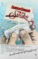 "Cheech Marin & Tommy Chong Signed ""Up in Smoke"" 27x40 Movie Poster (Beckett COA) (See Description) at PristineAuction.com"
