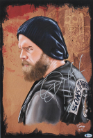 "Ryan Hurst Signed ""Sons of Anarchy"" 13x19 Print Inscribed ""Opie"" (Beckett COA) at PristineAuction.com"