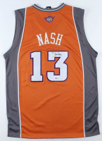 Steve Nash Signed Suns Jersey (Beckett COA) (See Description) at PristineAuction.com