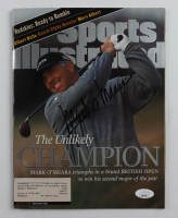 "Mark O'Meara Signed 1998 ""Sports Illustrated"" Magazine (JSA COA) at PristineAuction.com"