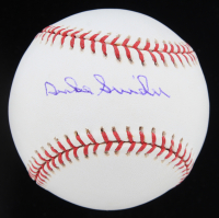 Duke Snider Signed OML Baseball (JSA COA) at PristineAuction.com