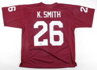 Kevin Smith Signed Jersey (TriStar Hologram) at PristineAuction.com